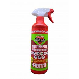 Zig Zag habitat multinsetto microincapsulato spray 500 ml