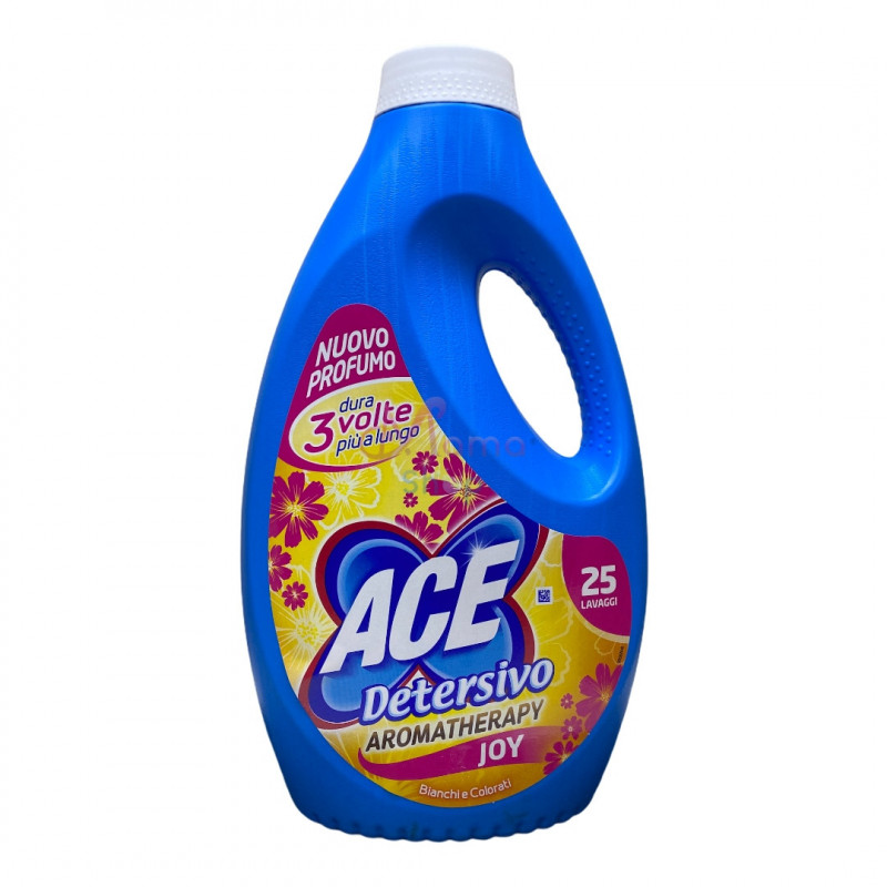 Ace lavatrice aromatherapy joy 25 lavaggi