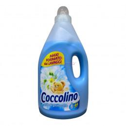 Coccolino ammorbidente primavera 44 lavaggi 4 litri